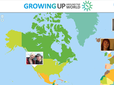 London grid for learning   Growing up around the world