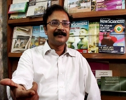 Dr. R. A. Mashelkar, Director General of the Indian Council of Scientific and Industrial Research