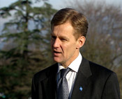 Jan Egeland, Under Secretary-General for Humanitarian Affairs and Emergency Relief Coordinator
