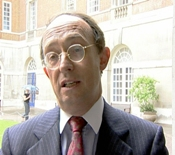 James Johnson, Head of the British Medical Association (BMA),