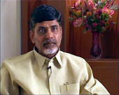 Chandra-babu Naidu, Chief Minister